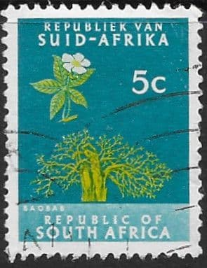 South Africa 1964 Republic Issue SG 244a Fine Used