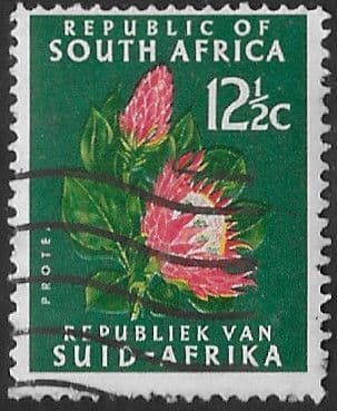 South Africa 1964 Republic Issue SG 247a Fine Used