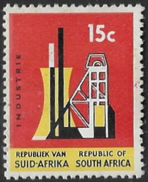 South Africa 1964 Republic Issue SG 248 Fine Mint