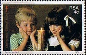 South Africa 1979 Christmas Stamp Fund Fine Used
