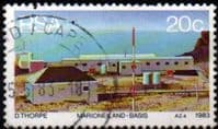 South Africa 1983 Weather Stations SG538 Fine used