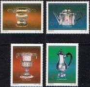 South Africa 1985 Cape Silverware Set Fine Mint