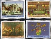 South Africa 1985 Centenary of Cape Parliament Building Set Fine Mint