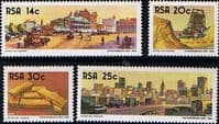 South Africa 1986 Centenary of Johannesburg Set Fine Mint