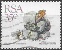 South Africa 1988 Succulents SG 663 Fine Used