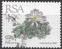 South Africa 1988 Succulents SG 664 Fine Used