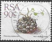 South Africa 1988 Succulents SG 666 Fine Used