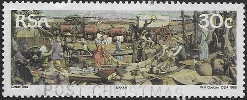 South Africa 1988 The Great Trek SG 674 Fine Used