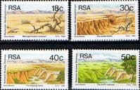 South Africa 1989 National Grazing Strategy Set Fine Mint