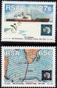South Africa 1991 Antarctic Treaty Set Fine Mint