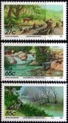 South Africa 1992 Environmental Conservation Set Fine Mint