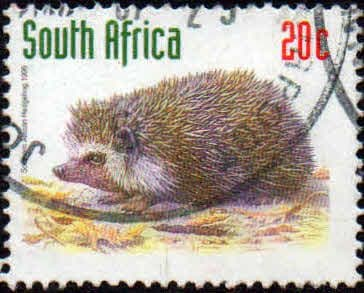 South Africa 1997 Endangered Species Antelopes SG 1014 Fine Used