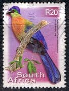 South Africa 2000 Birds R20 Fine Used