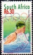 South Africa 2000 Olympic Games SG 1196 Fine Used