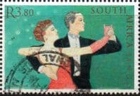 South Africa 2003 Dances SG 1436 Fine Used