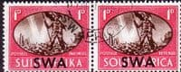 South West Africa 1946 King George VI Victory SG 131 Fine Used