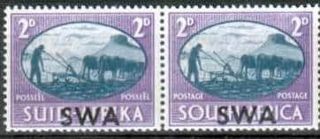 South West Africa 1946 King George VI Victory SG 132 Fine Mint