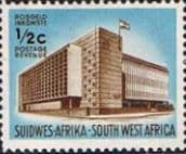 South West Africa 1961 First Decimal SG 171 Fine Mint