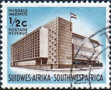 South West Africa 1961 First Decimal SG 171 Fine Used