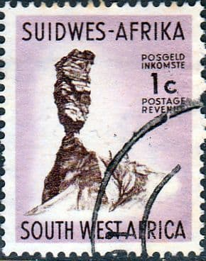 South West Africa 1961 First Decimal SG 172 Fine Used