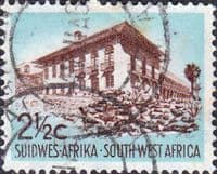 South West Africa 1961 First Decimal SG 175 Fine Used
