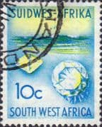 South West Africa 1961 First Decimal SG 180 Fine Used