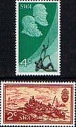 South West Africa 1971 10th Anniv of South African Republic Fine Mint