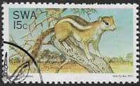 South West Africa 1976  Fauna Conservation SG 292 Fine Used