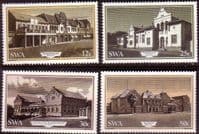 South West Africa 1985 Historic Buildings of Windhoek Set Fine Mint