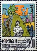 Sri Lanka 1983 International Women's Day SG 801 Fine Used