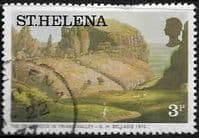 St Helena 1976 Aquatints and Lithographs of St Helena SG 320 Fine Mint