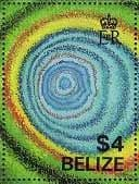 Stamps of Belize 1973 - 2005