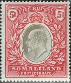 Stamps of Somaliland Protectorate
