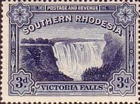 Stamps of Southern Rhodesia