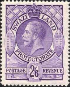 Stamps of Swaziland