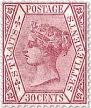 Straits Settlements Early Issues