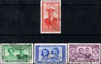 Swaziland 1947 Royal Visit Fine Used