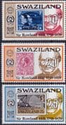 Swaziland 1979 Sir Rowland Hill Set Fine Mint