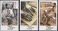 Transkei 1977 Help for the Blind Set Fine Mint