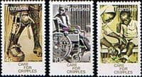 Transkei 1978 Care of Cripples Set Fine Mint