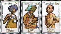 Transkei 1979 Child Health Set Fine Mint