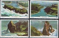 Transkei 1980 Tourism Set Fine Mint