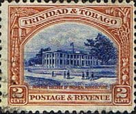 Trinidad and Tobago 1935 First Decimal SG 231 Imperial College Fine Used