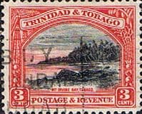 Trinidad and Tobago 1935 First Decimal SG 232a Mount Irvine Bay Fine Used