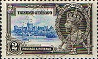 Trinidad and Tobago 1935 Silver Jubilee SG 239 Fine Used