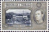 Trinidad and Tobago 1938 SG 253 Government House Fine Mint