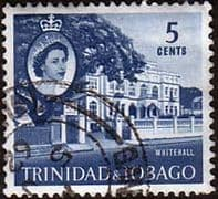 Trinidad and Tobago 1960 SG 286 Whithall Fine Used