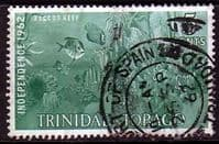 Trinidad and Tobago 1962 SG 300 Independence Bucco Reef Fine Used