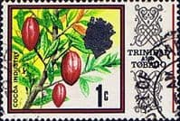 Trinidad and Tobago 1969 SG 339 Cocoa Beans Fine Used