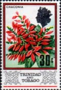 Trinidad and Tobago 1969 SG 349 Chaconia Plant Fine Mint